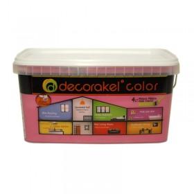Pintura de interior Decorakel color almagra