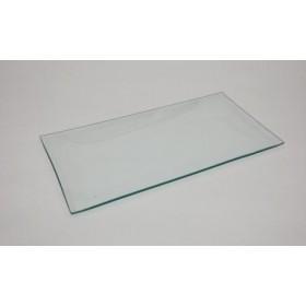 Plato de Cristal Rectangular