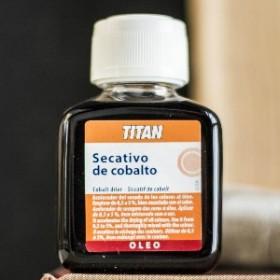 TITAN SECATIVO DE COBALTO 100 ML