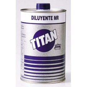 DILUYENTE TITAN 250 ML