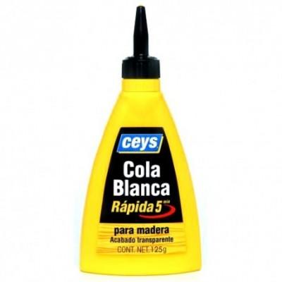 CEYS COLA BLANCA RAPIDA  125 GR