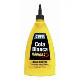 CEYS COLA BLANCA RAPIDA 500 GR