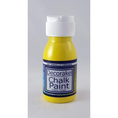 decorakel chalk paint DK5 amarillo carranza 60 ml