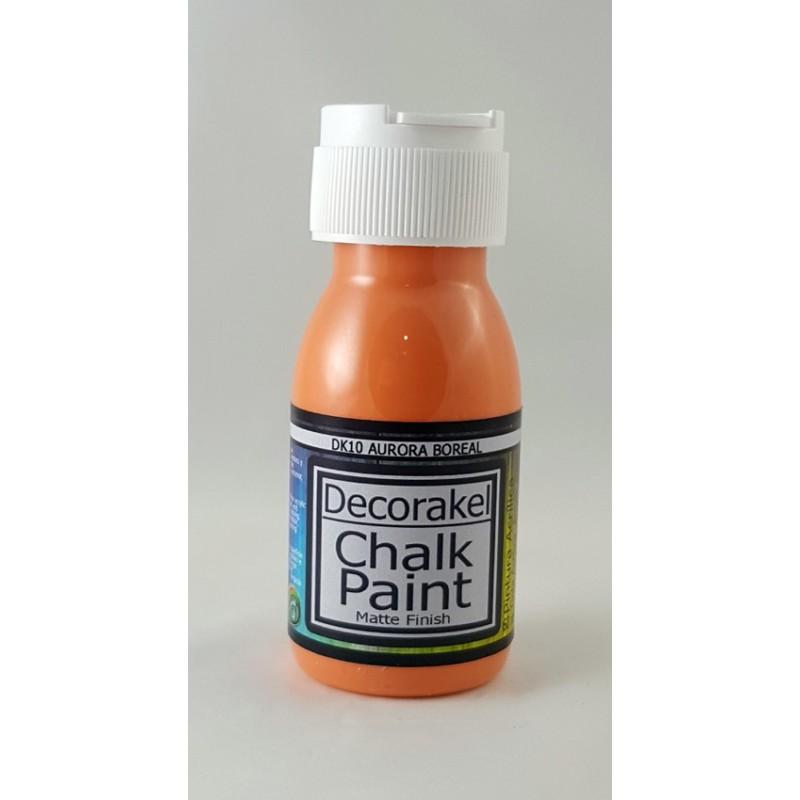 decorakel chalk paint DK10 aurora boreal 60 ml