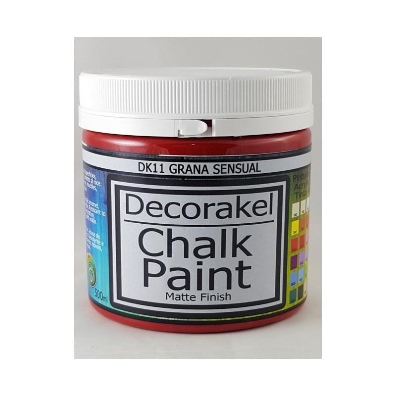 decorakel chalk paint DK11 grana sensual 500 ml