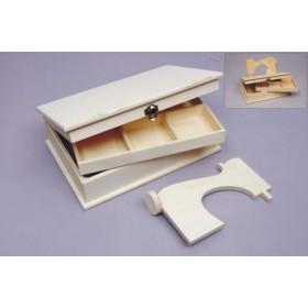 Caja Costurero Maquina de Coser