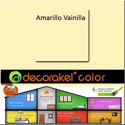 Pintura de interior Decorakel color vainilla