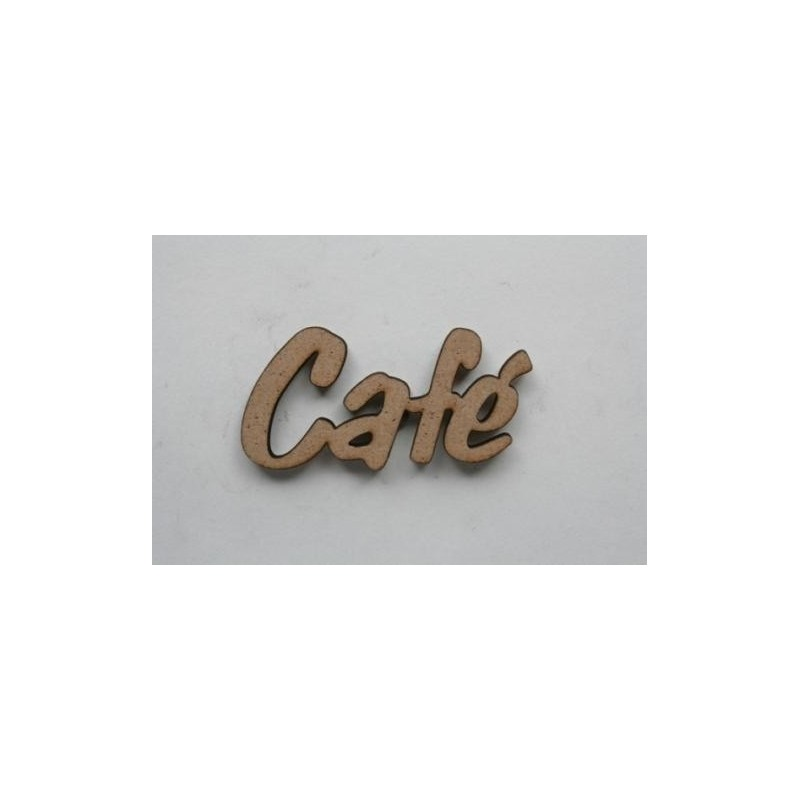 Palabra en DM CAFÉ
