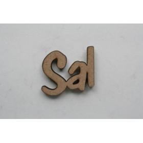 """Palabra en DM """"SAL"""""""