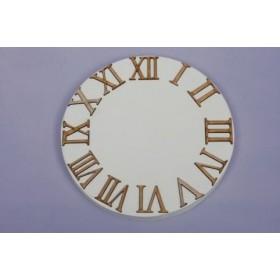 Set de Números Romanos para Reloj