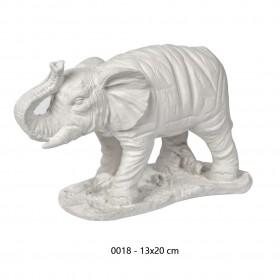 Elefante Belén 12x13cm Álamo