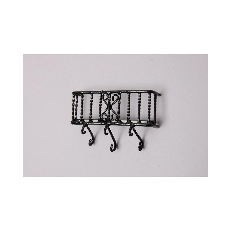 Miniatura Balcón Metal