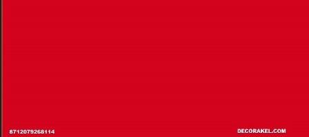 Rojo transparente medio 8712079268114
