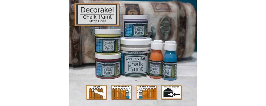 Decorakel.com | Manualidades | Pinturas | Chalk Paint