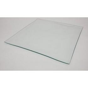 Plato de Cristal Cuadrado
