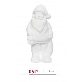 Papá Noel 15cm álamo