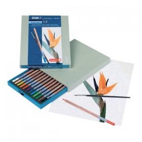 Caja lápices de acuarela...