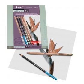 Caja de lápices especiales...