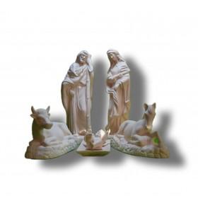 belen 5 piezas cerámica